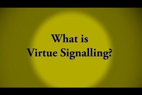 virtue signaling mountain christian community church